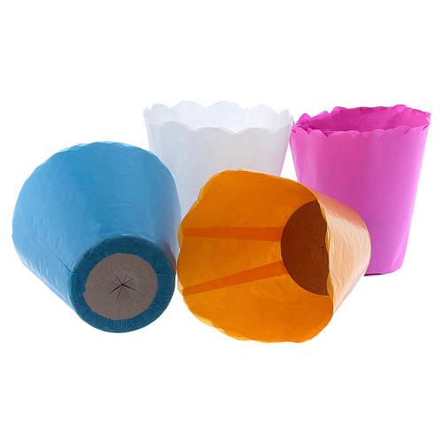 Paper candle cups (100 per box) 3