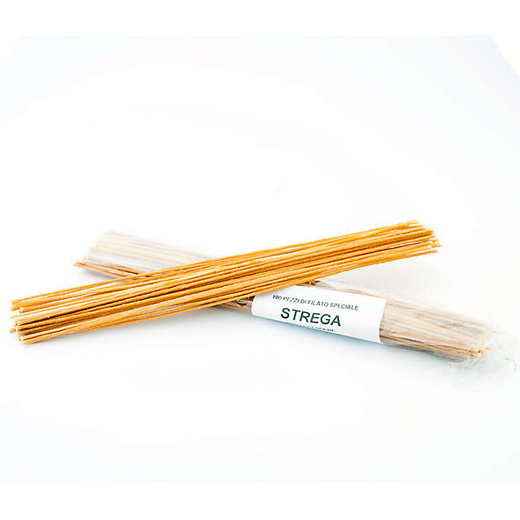 Candle-lighting Wick Strega set of 100 pcs 3