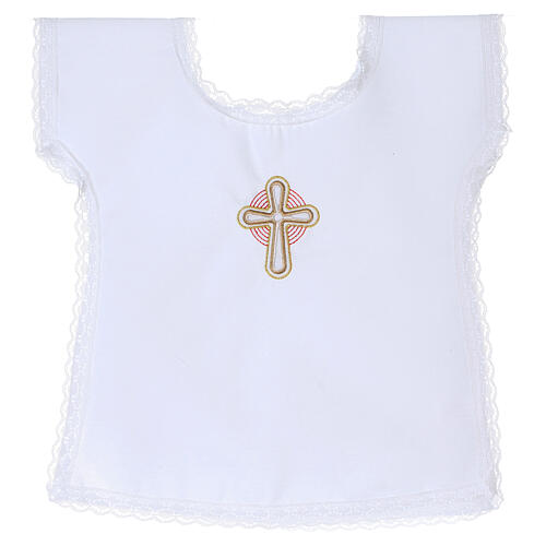 Baptismal gown 3