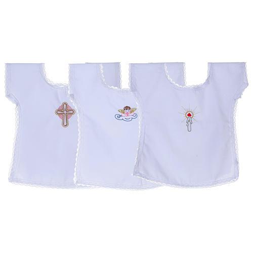 Koszulki do chrztu 1
