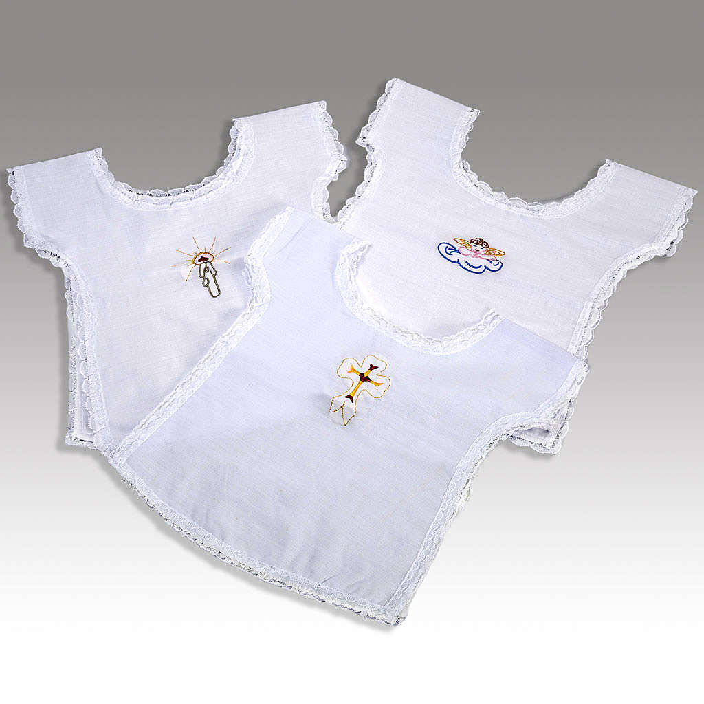 Baptismal gown 4