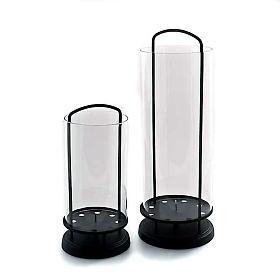 Lâmpadas e Lamparinas: Lanterna para vela
