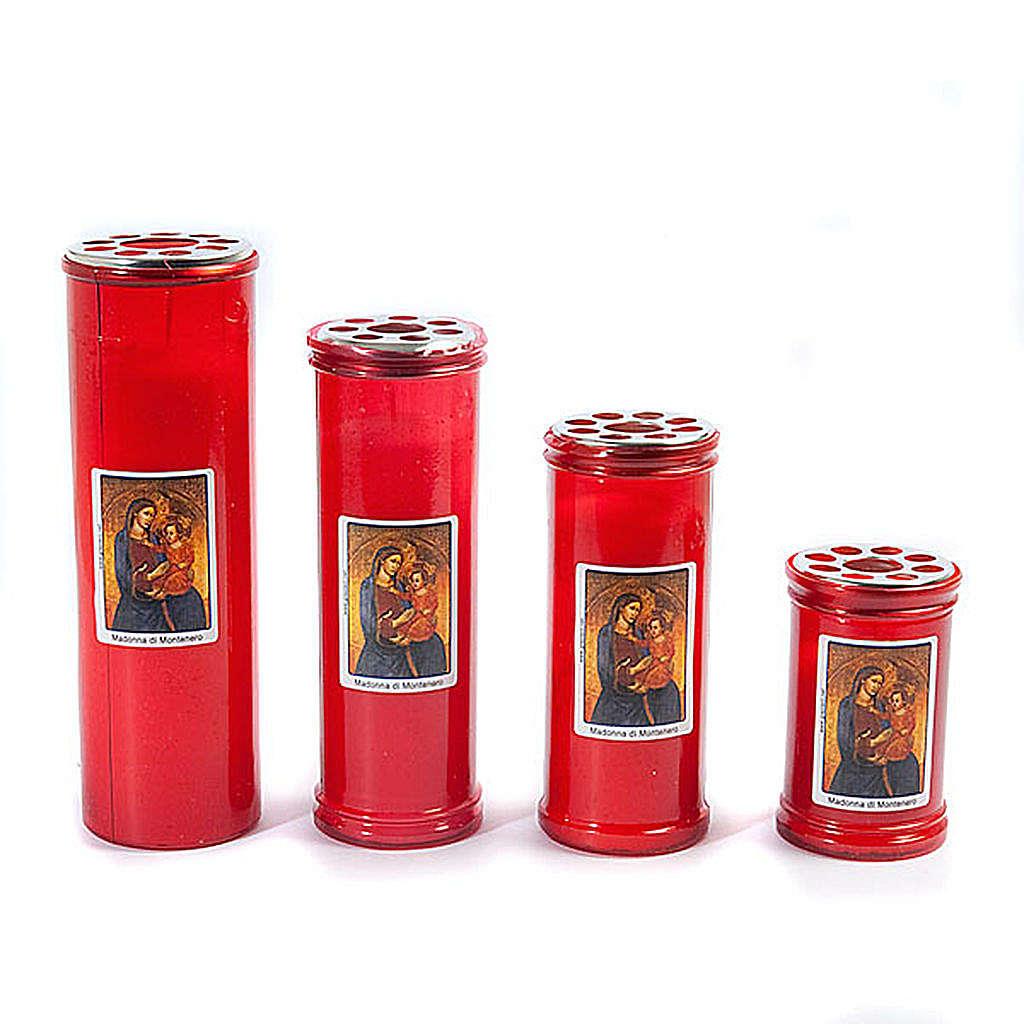 Lumino rosso immagine Madonna T30-T40-T50-T60 3