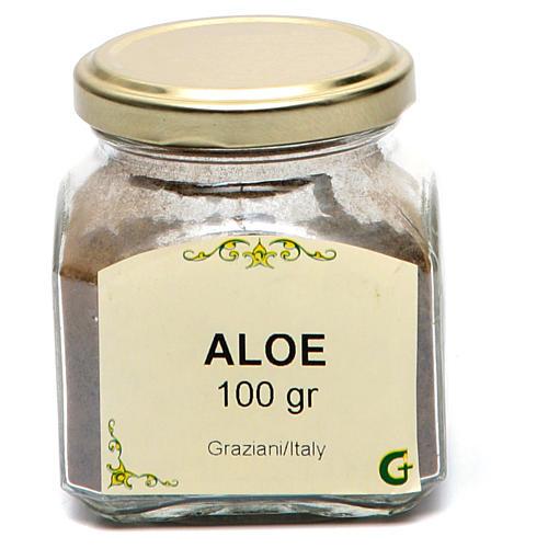 Aloe resin 1