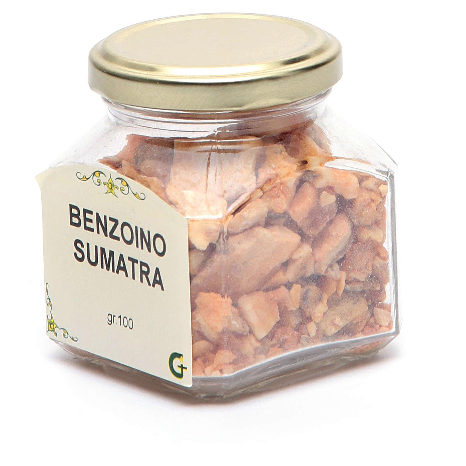 Benzoina Sumatra 100 gr 3