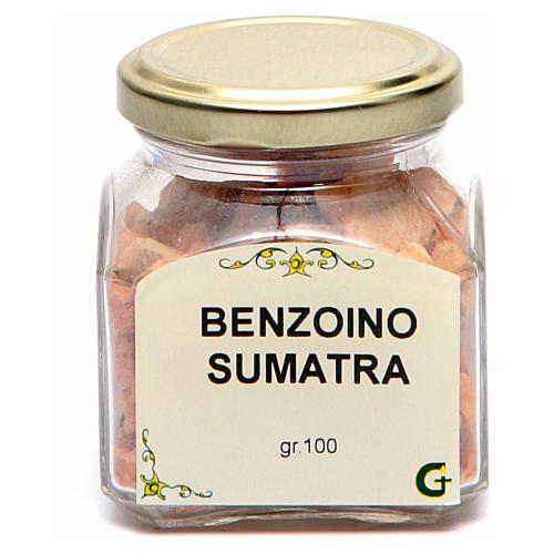 Benzoina Sumatra 100 gr 1