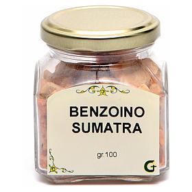 Incensos: Benjoim-de-Sumatra 100 gr