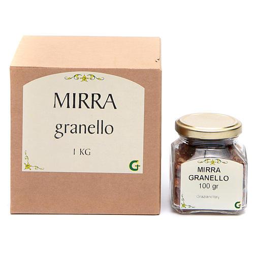 Myrrh grains 2
