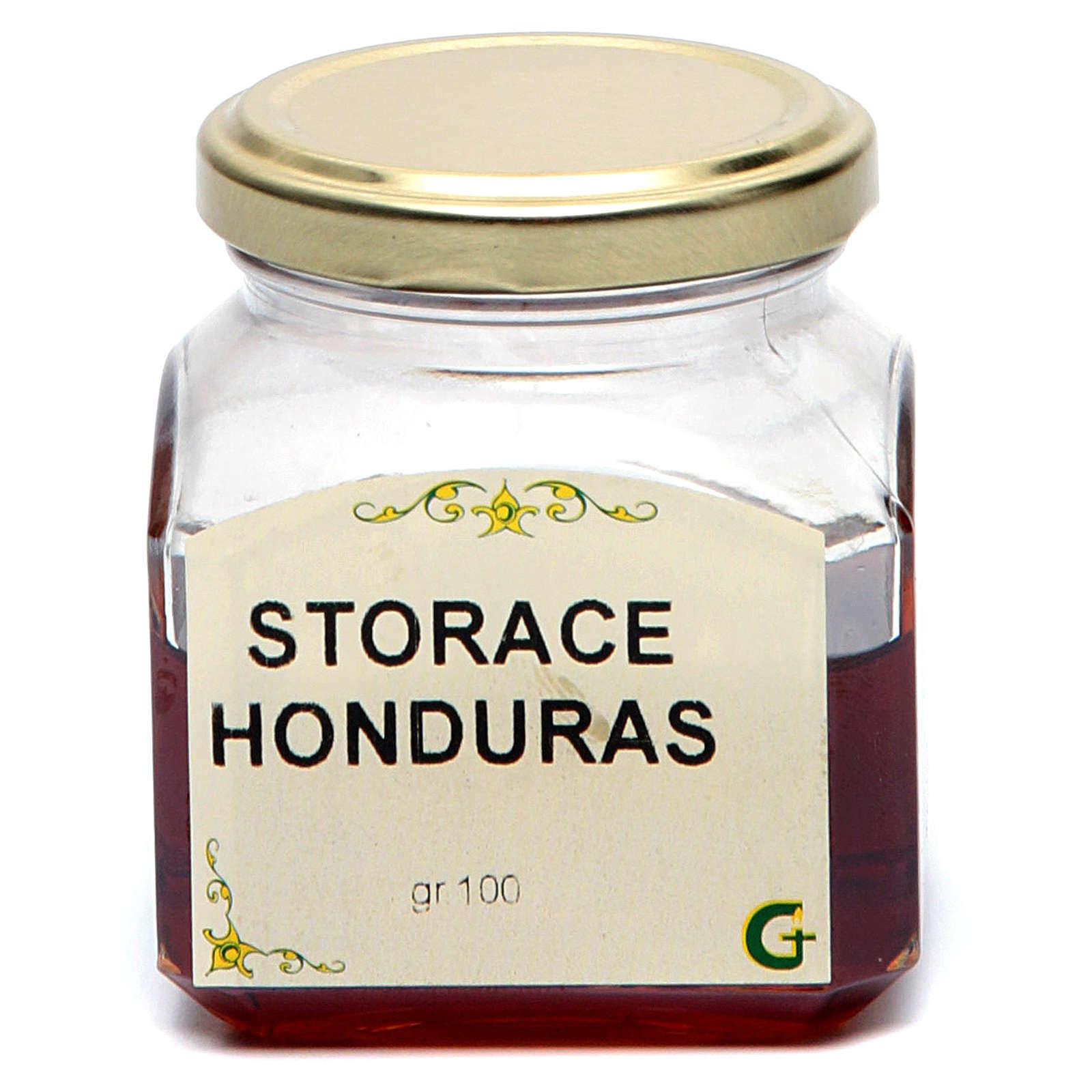 Storace Liquido Honduras 100 gr 3