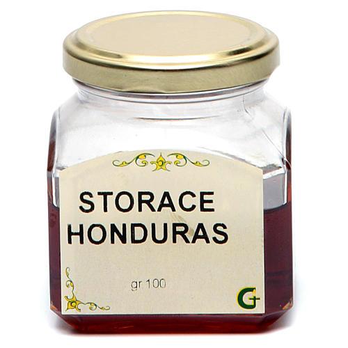 Storace Liquido Honduras 100 gr 1