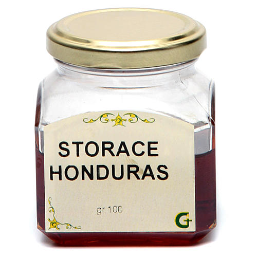 Storace płynny Honduras 100 gr 1