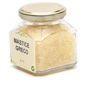 Mastic grec s2