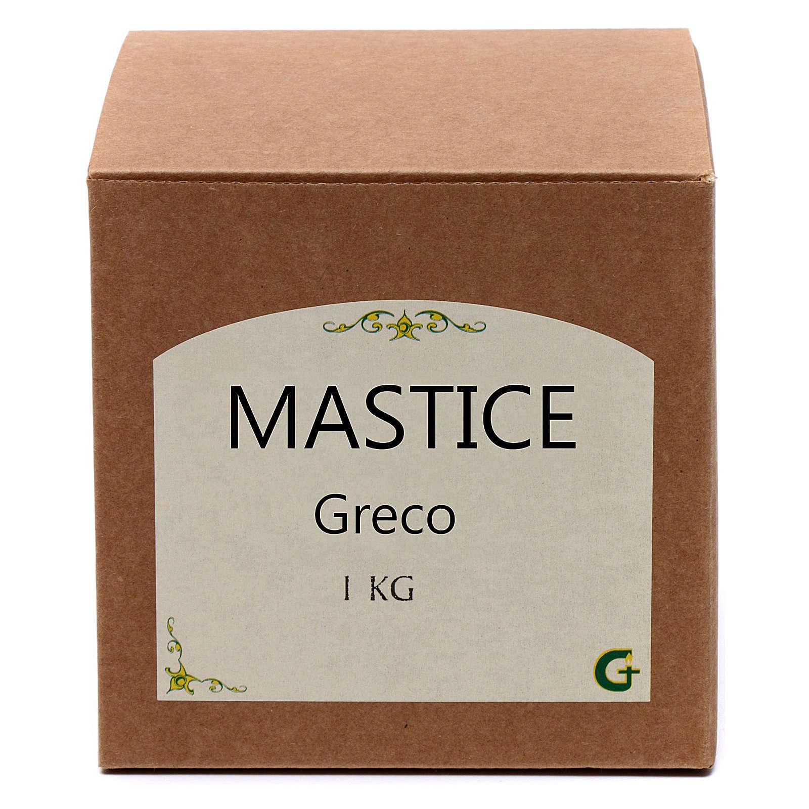 Mastice Greco 3