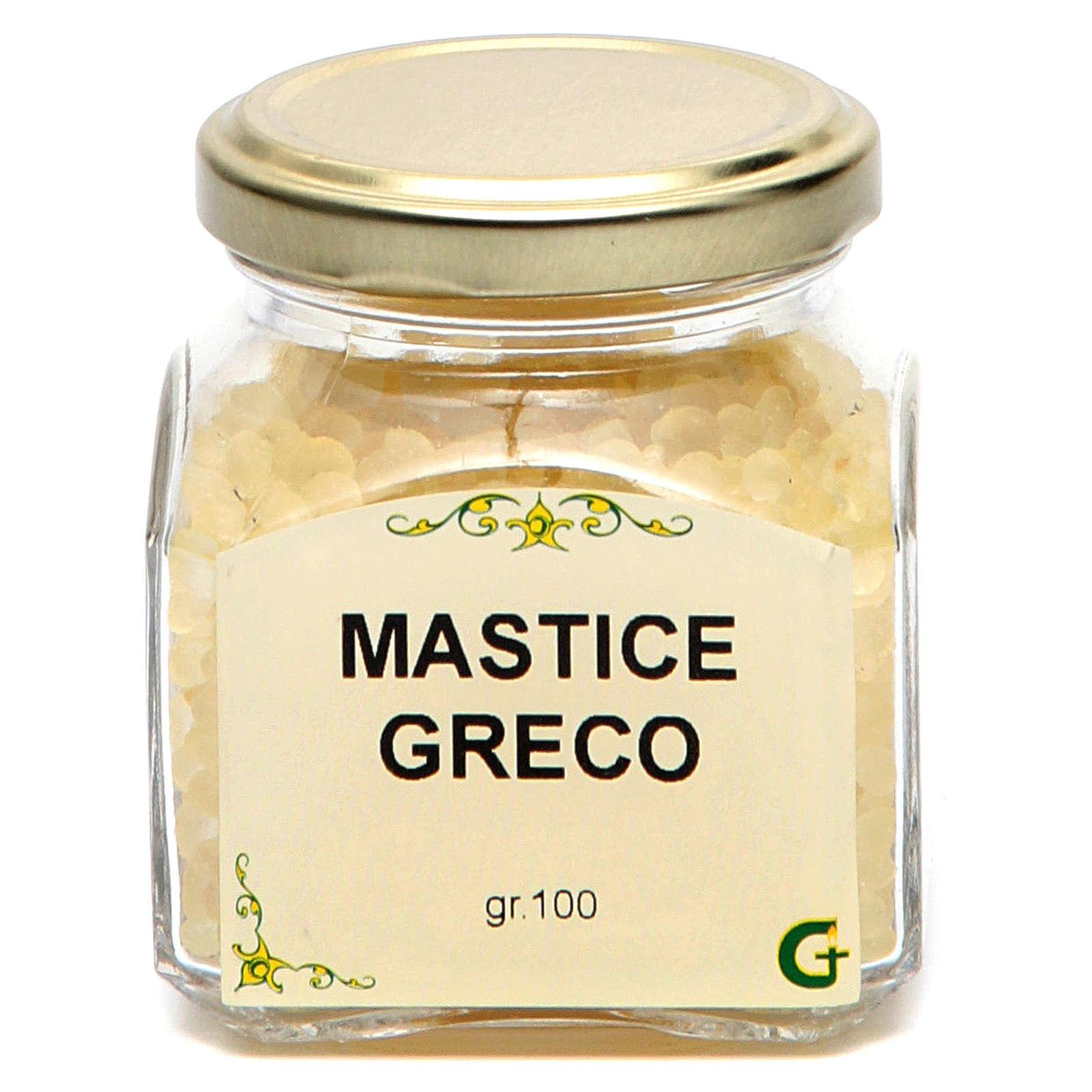 Mástique grego 3
