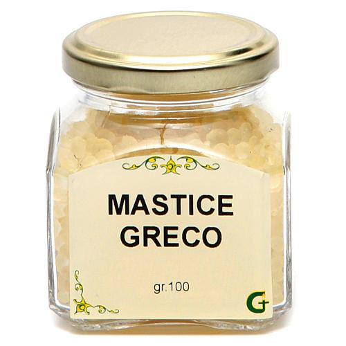Mástique grego 1