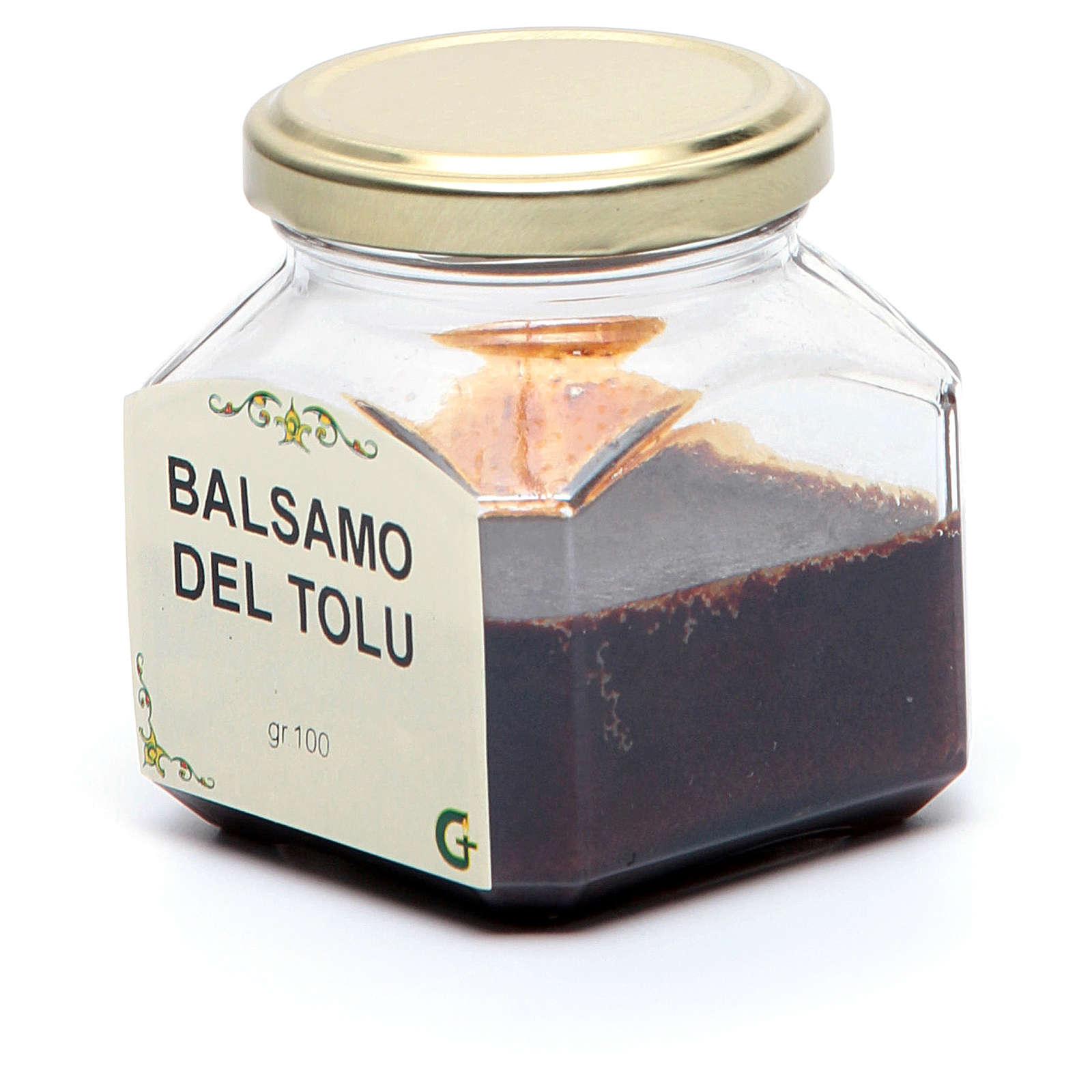 Balsamo del Tolù, Tolubalsam, 100 gr 3