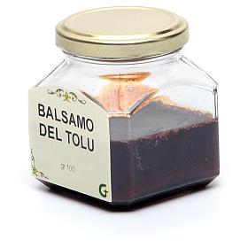 Balsamo del Tolù, Tolubalsam, 100 gr s2