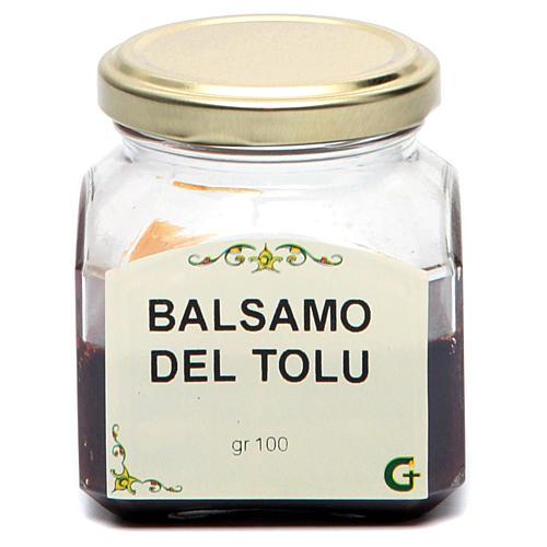 Balsamo del Tolù, Tolubalsam, 100 gr 1