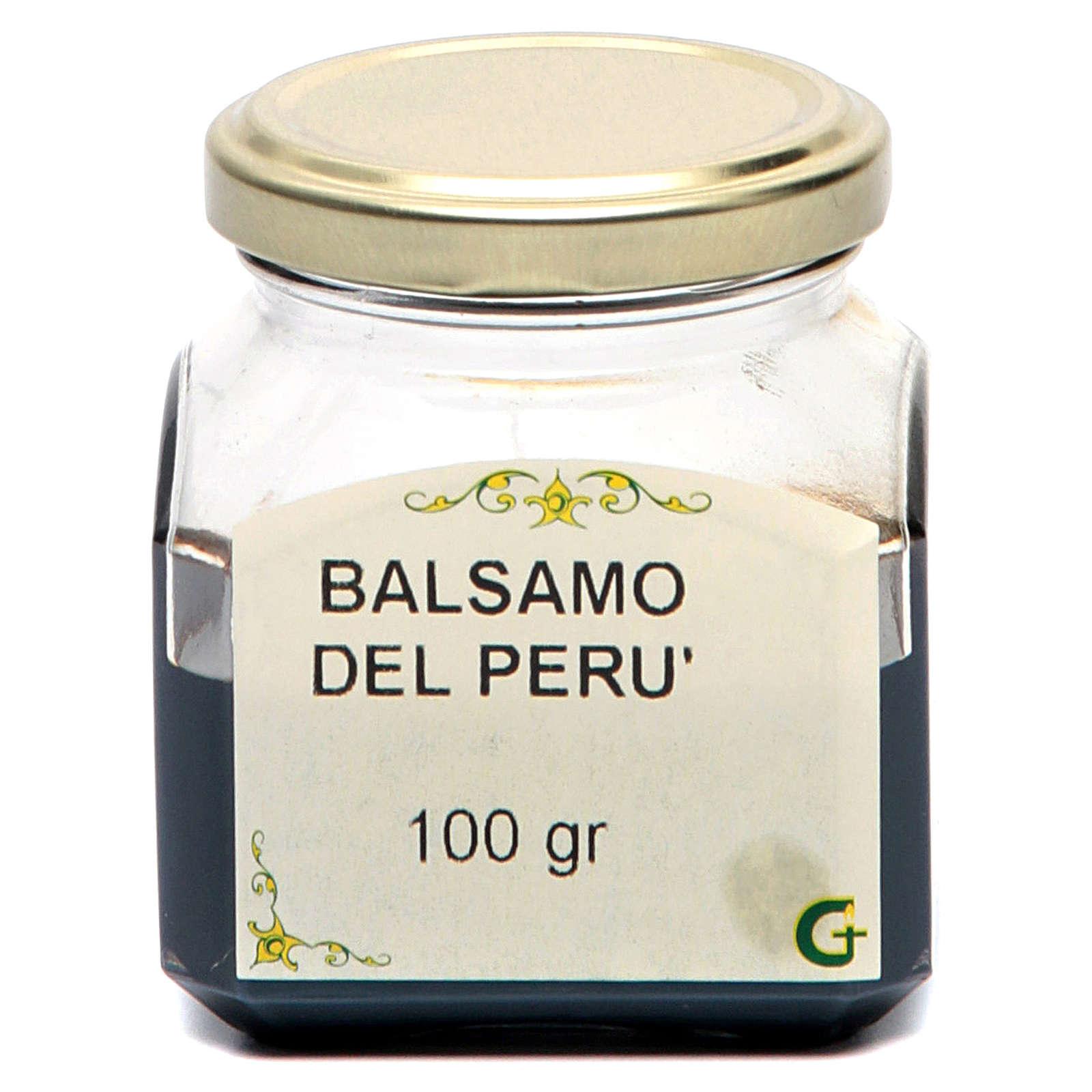 Balsamo del Peru, Perubalsam, 100gr 3