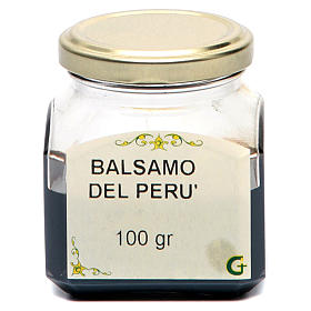 Incensi: Balsamo del Perù 100 gr