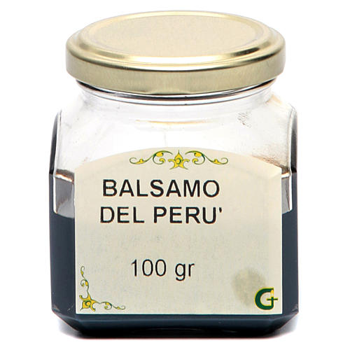 Balsamo del Perù 100 gr 1