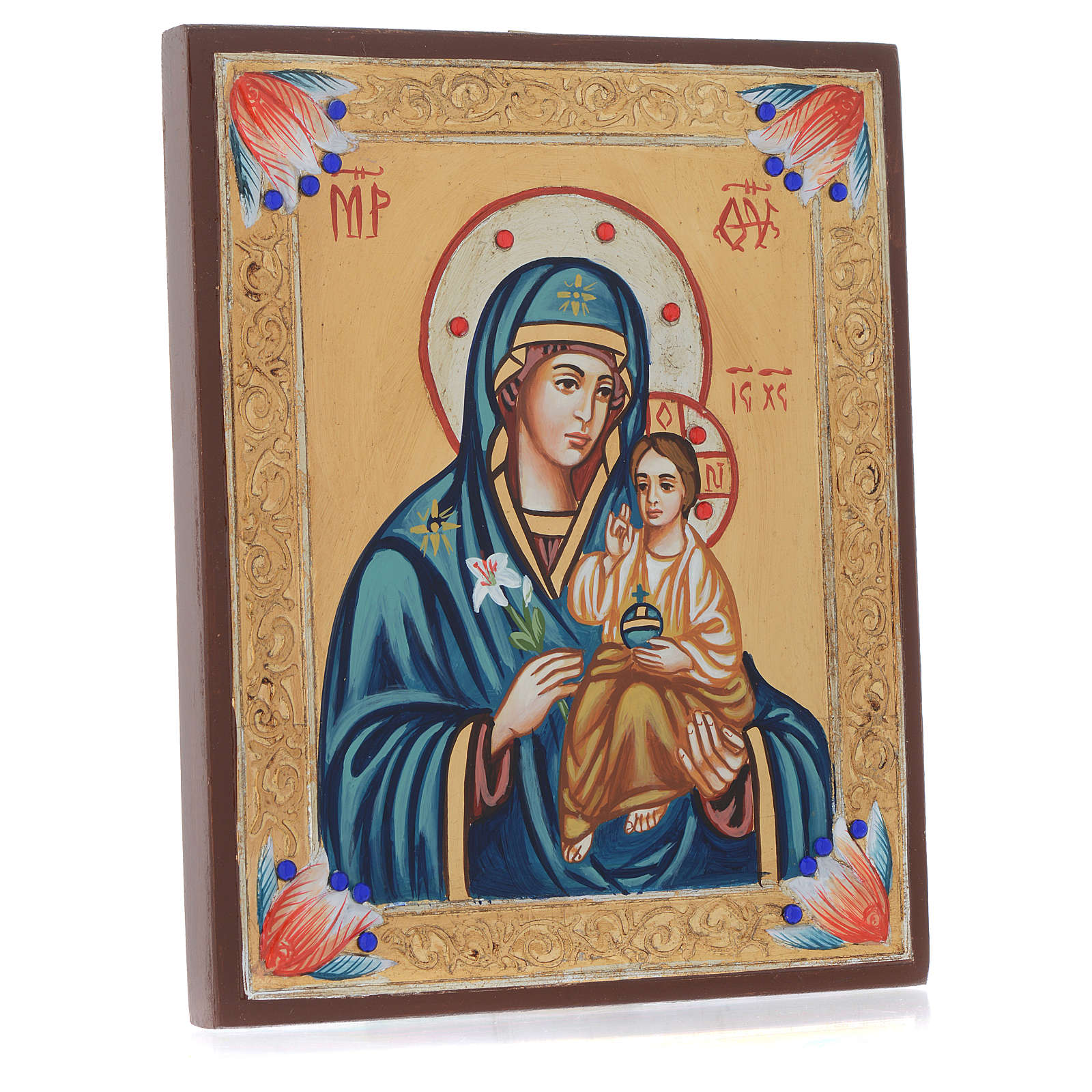 Mother of God Hodegetria Icon 4