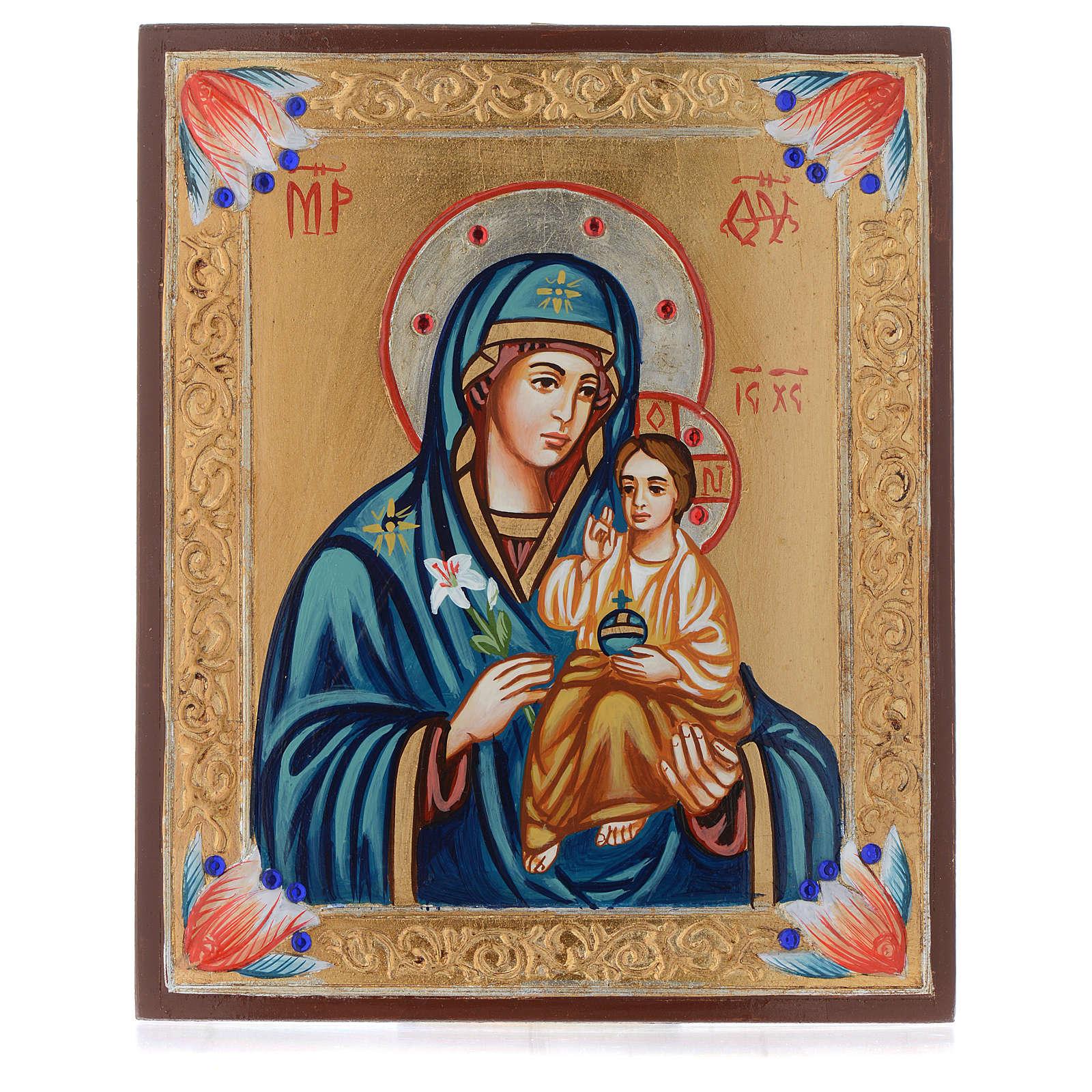 Icone Mère de Dieu Hodigitria 4