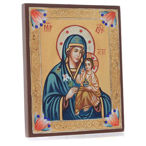 Icone Mère de Dieu Hodigitria 2