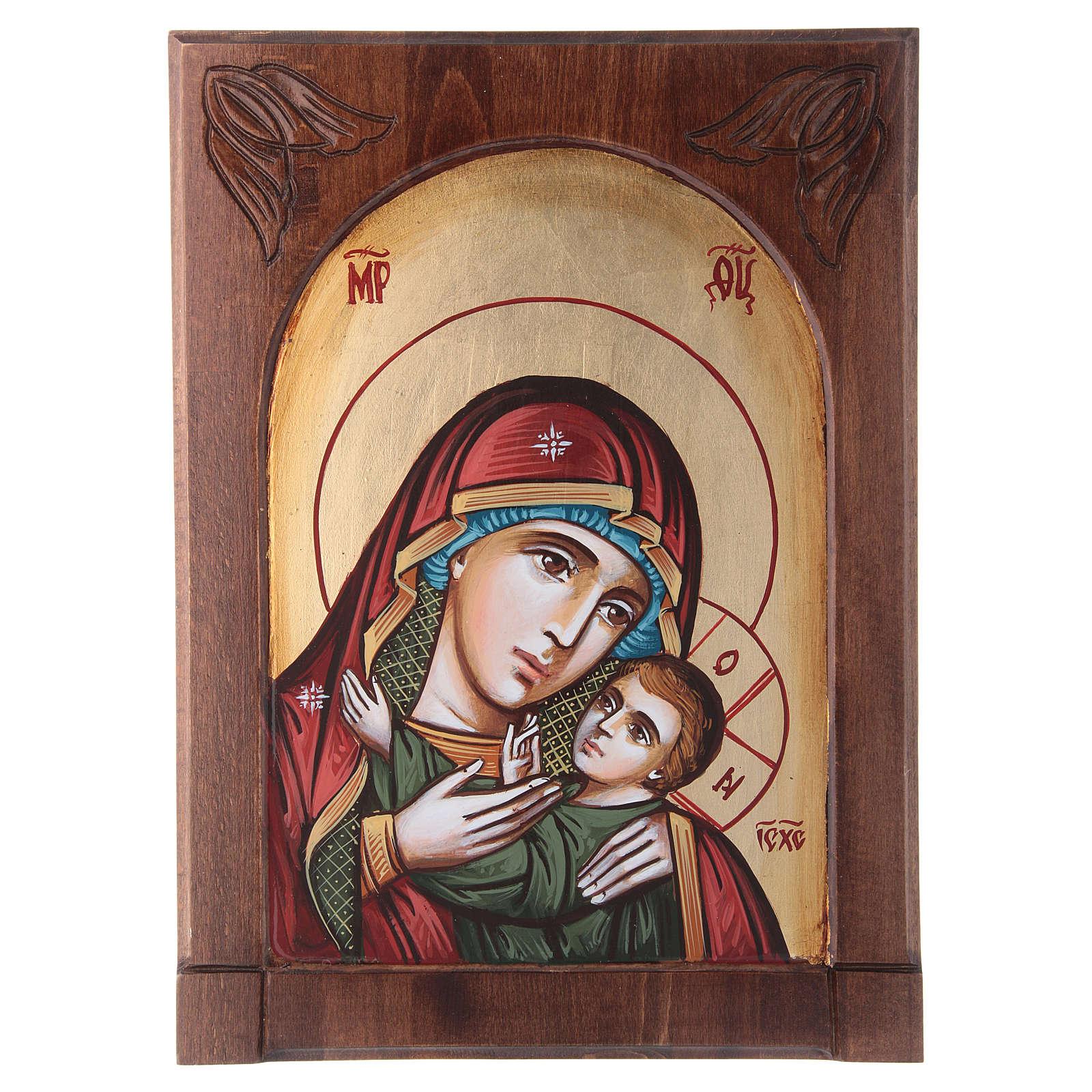 Icône mère de Dieu de Kasperov 4