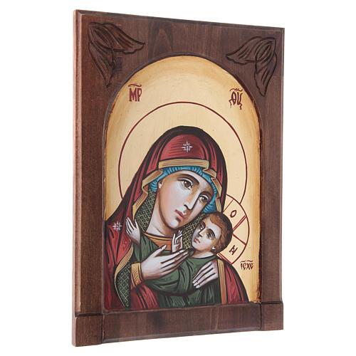 Icône mère de Dieu de Kasperov 2