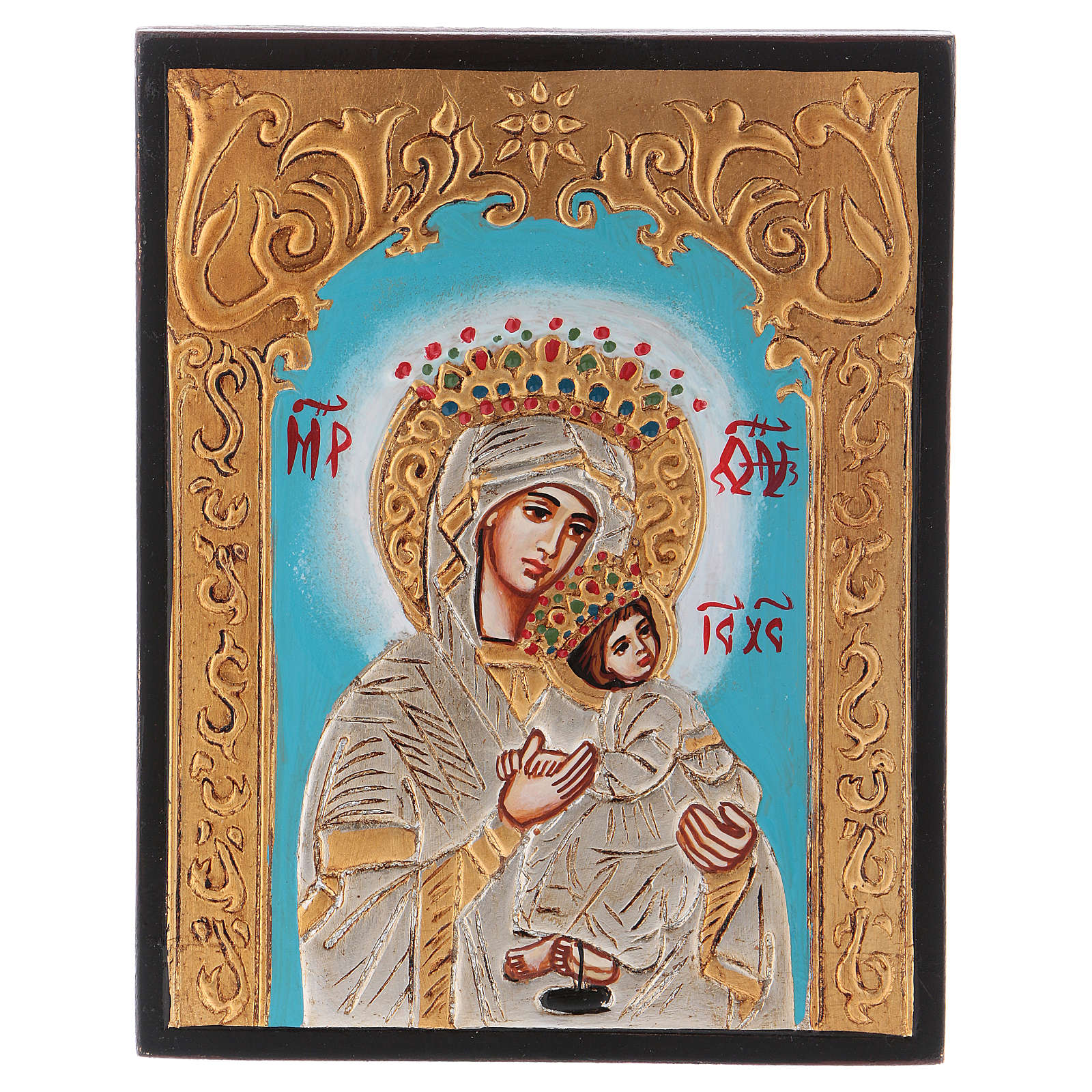 Mother of God of the Passion 4