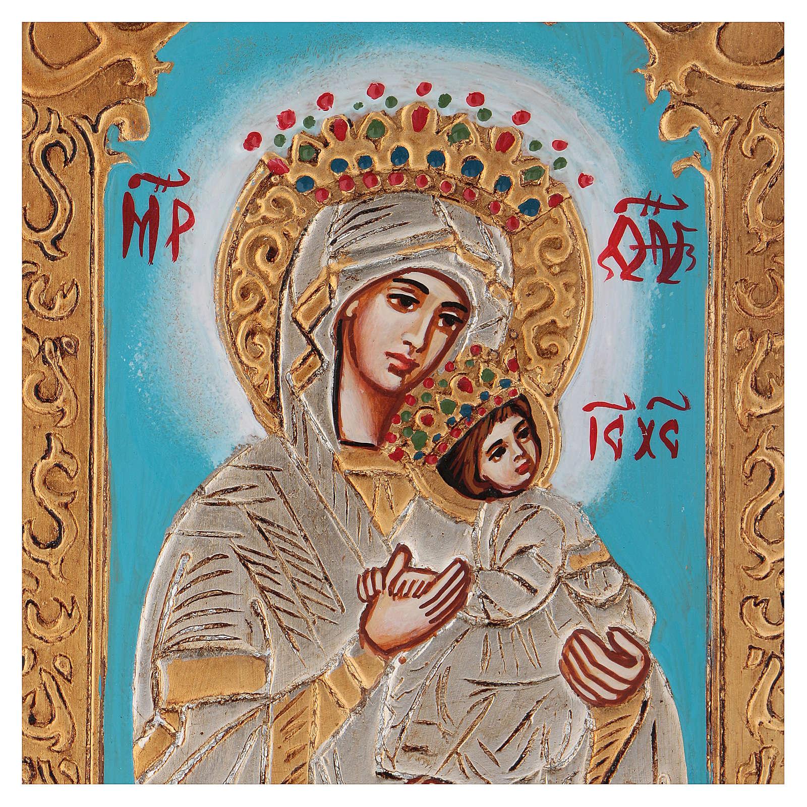 Vierge, mère de Dieu de la passion 4
