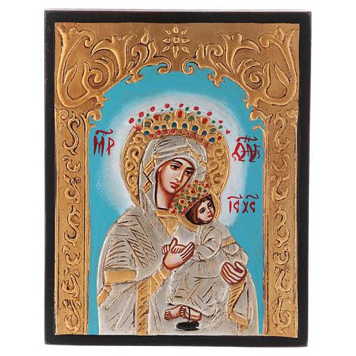 Vierge, mère de Dieu de la passion 1