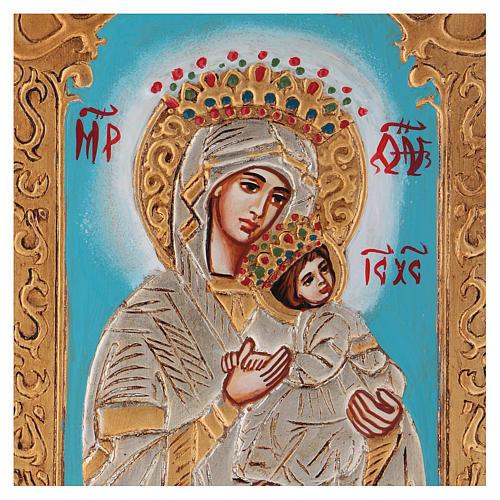 Icona Madre di Dio della Passione Romania