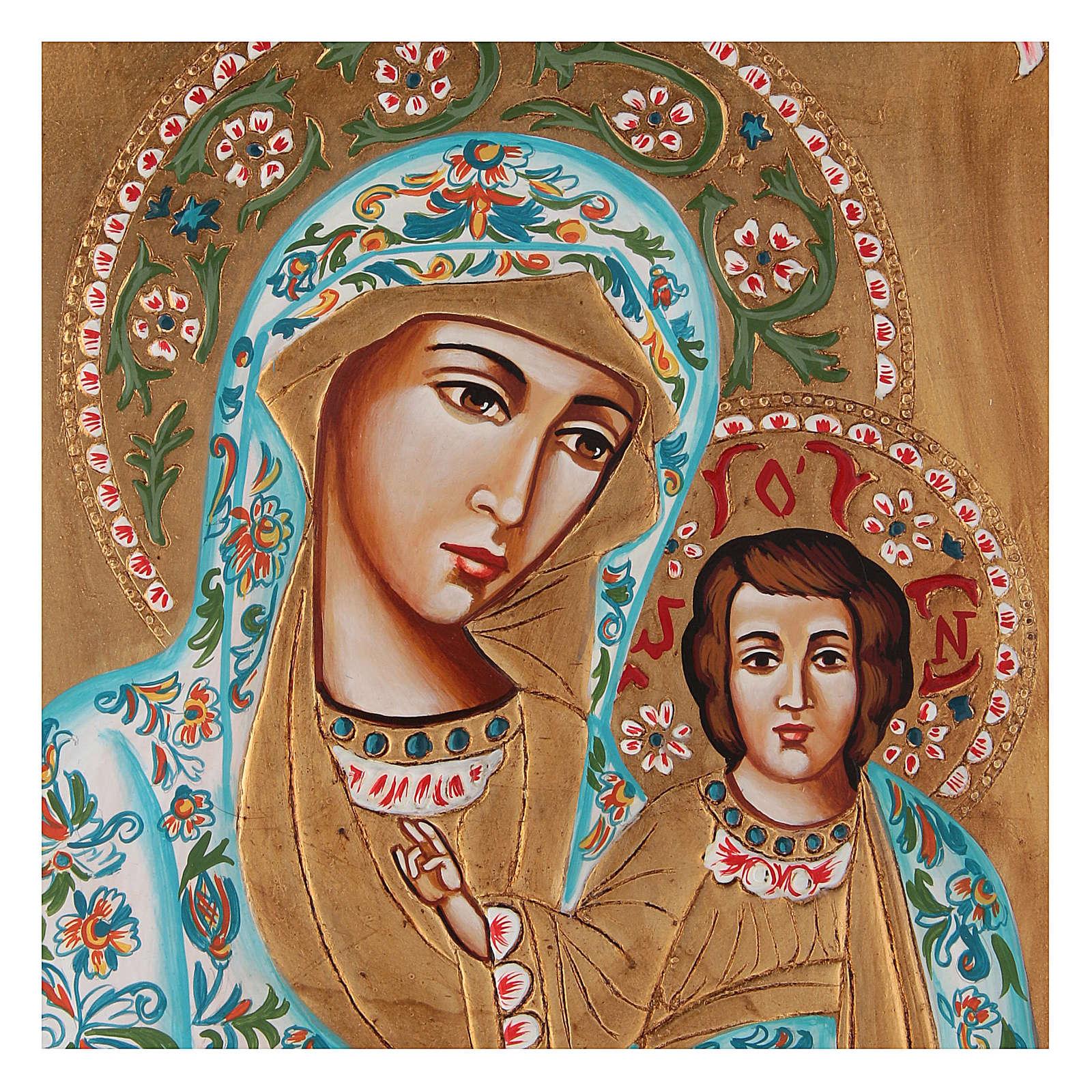 Icona sacra Vergine Kazan 4