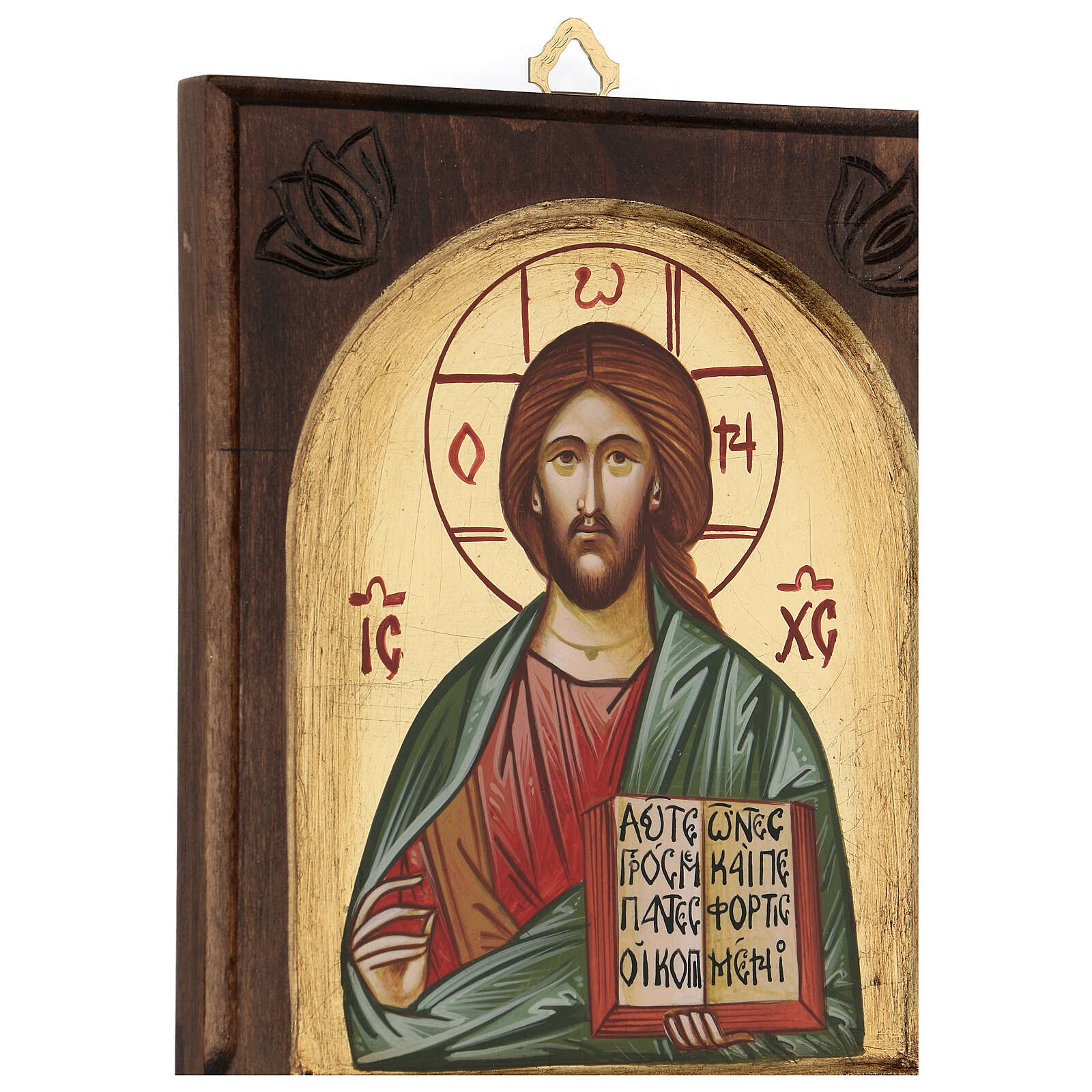Religious icon of the Christ Pantocrator 4