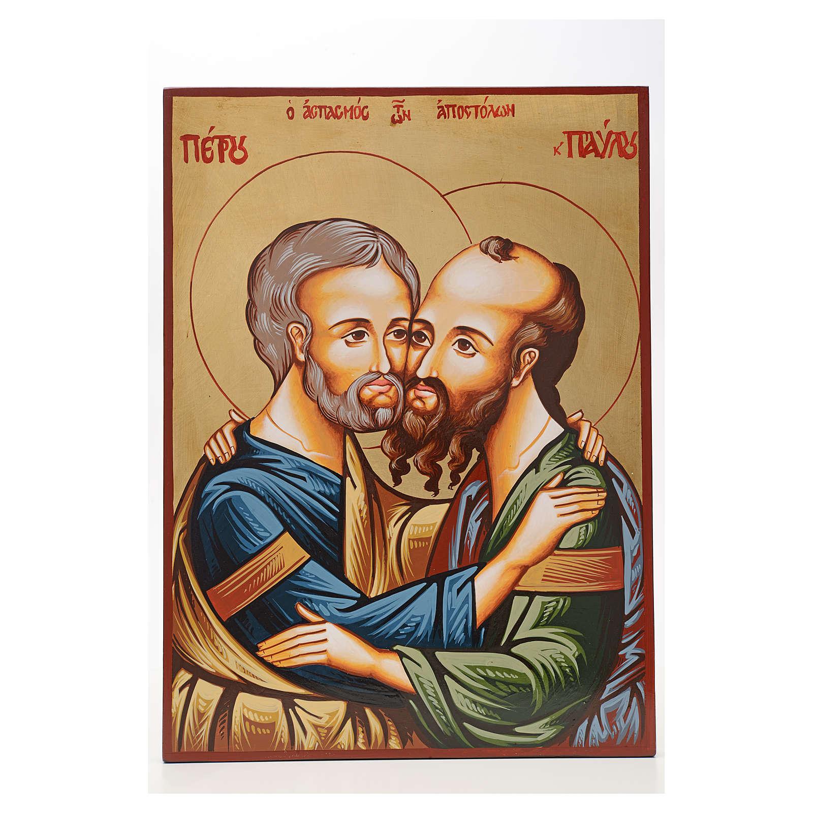 Icona Santi Pietro e Paolo 4