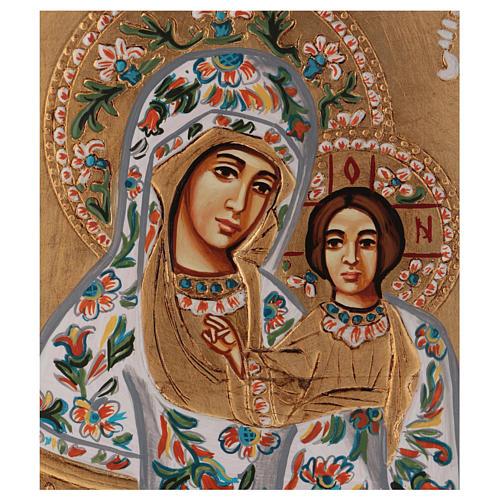Ícono Virgen de Kazan 2