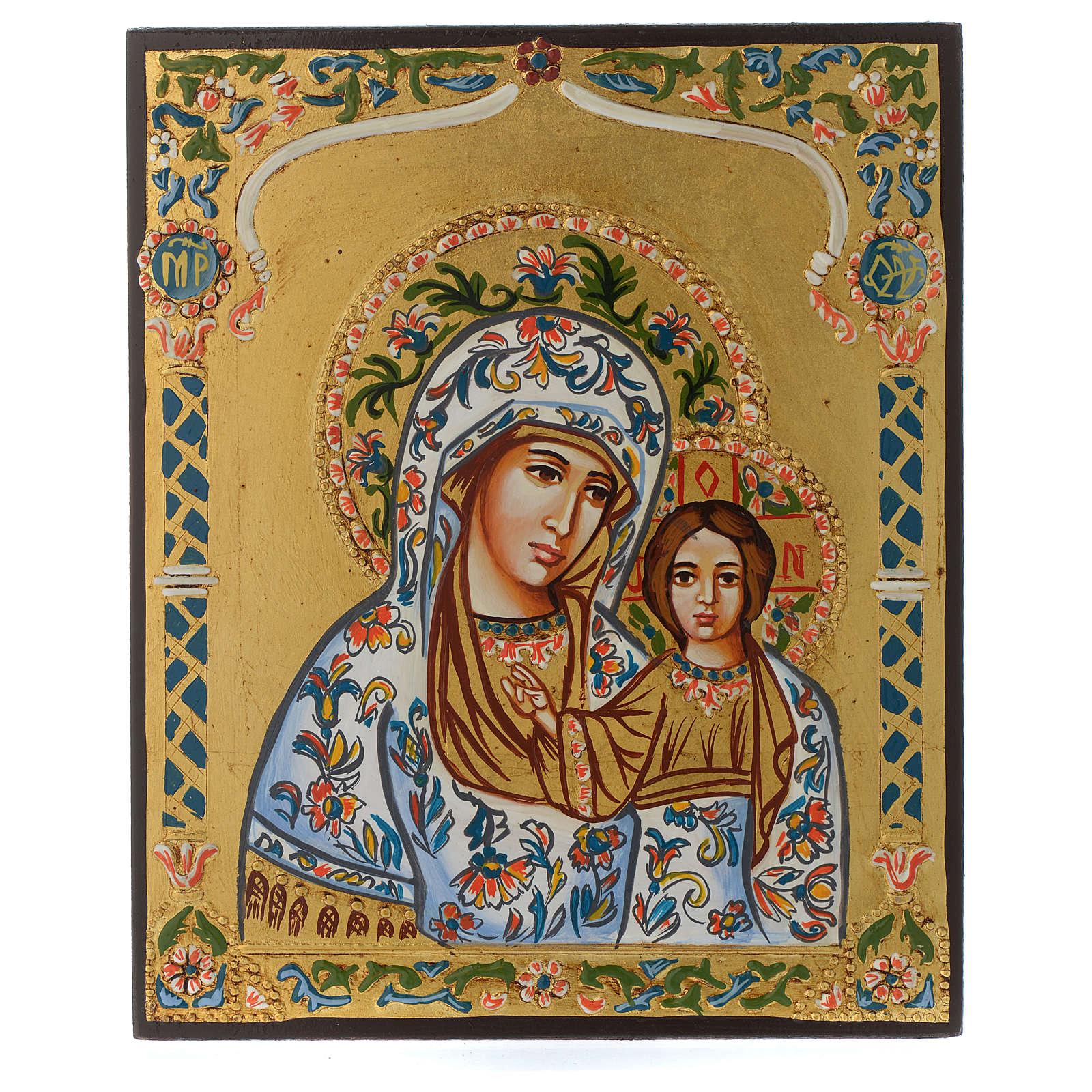 Ogromnie Ikona Matka Boska Kazańska | sprzedaż online na HOLYART XP37