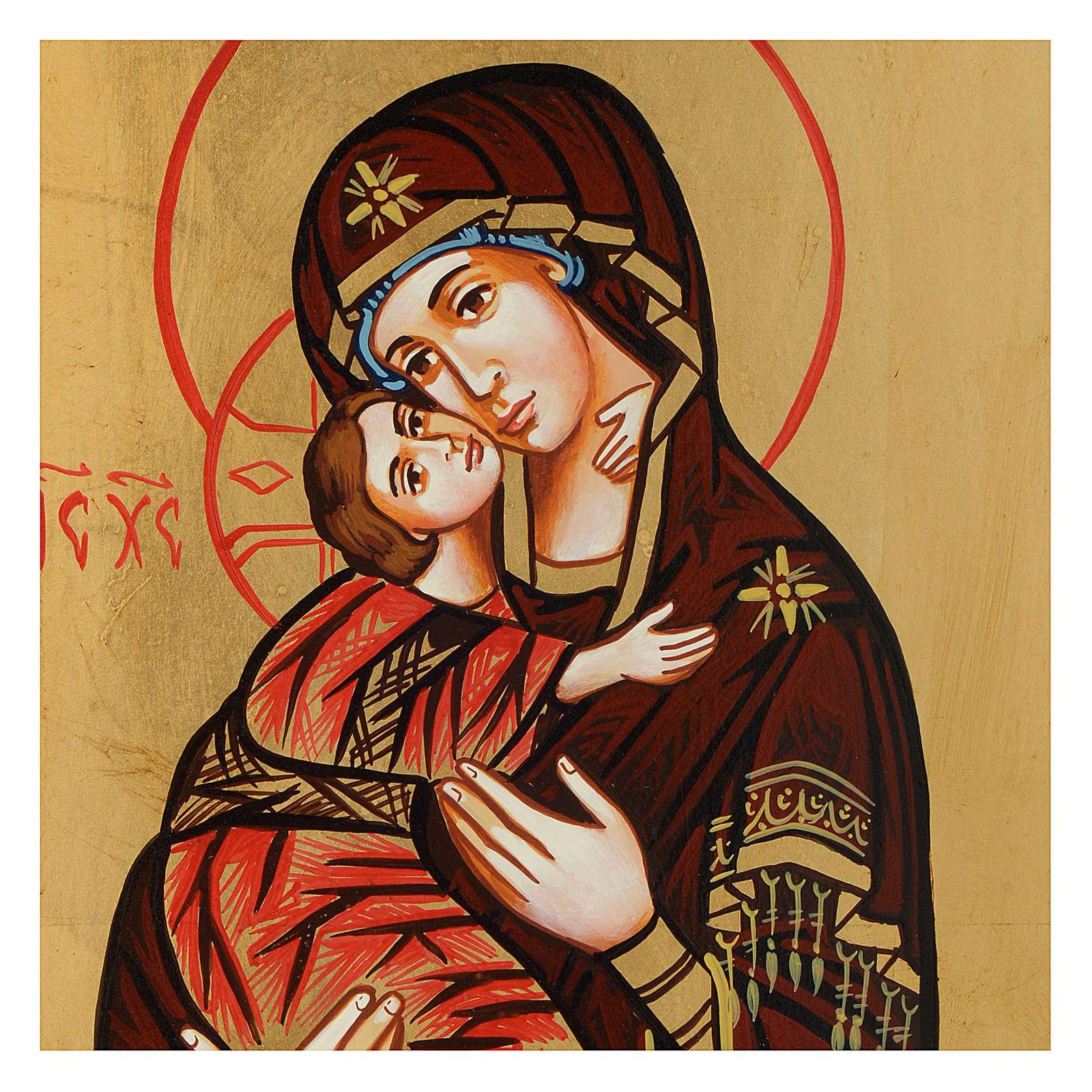 Vierge de Vladimir 4