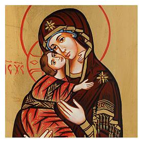 Icona Vergine di Vladimir s2