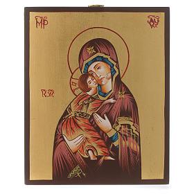 Icona Vergine di Vladimir s3