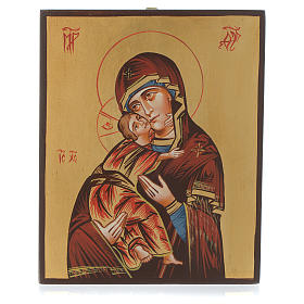 Icona Vergine di Vladimir s4