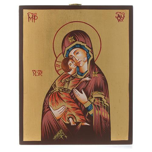 Icona Vergine di Vladimir 3
