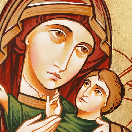 Icona Madre di Dio di Kasperov Romania 2
