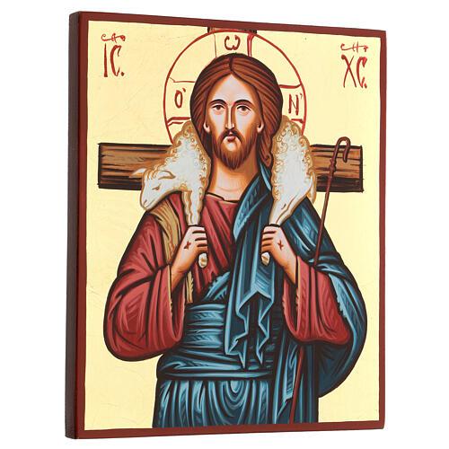 Ikona Dobry Pasterz 3