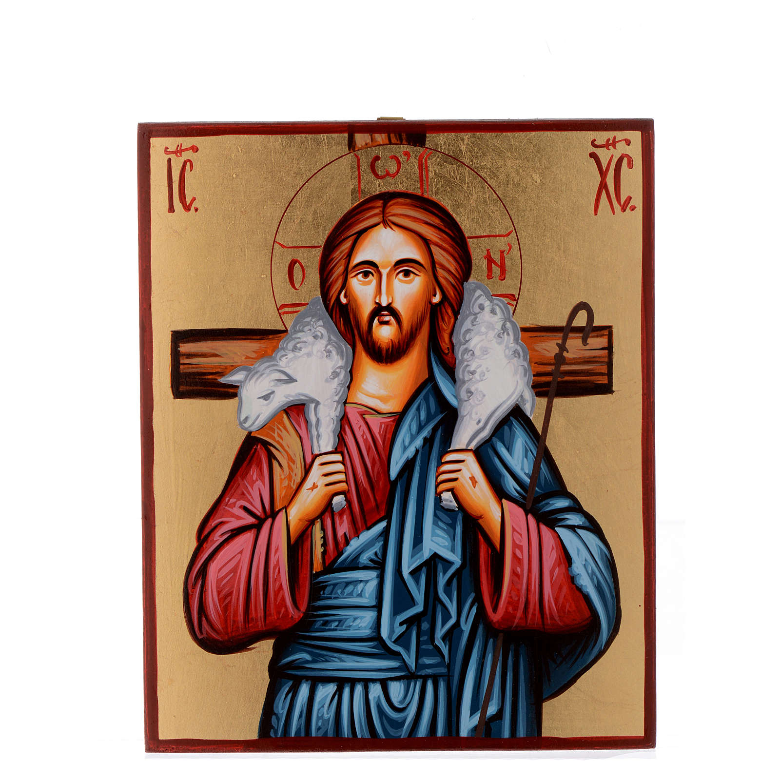 Icon of the Good Sheperd 4