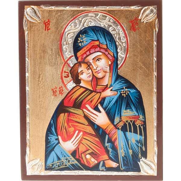 Virgen de Vladimir grande 4