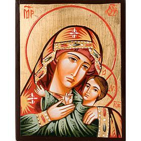 Icon of the Virgin of Vladimir Hodegetria s1