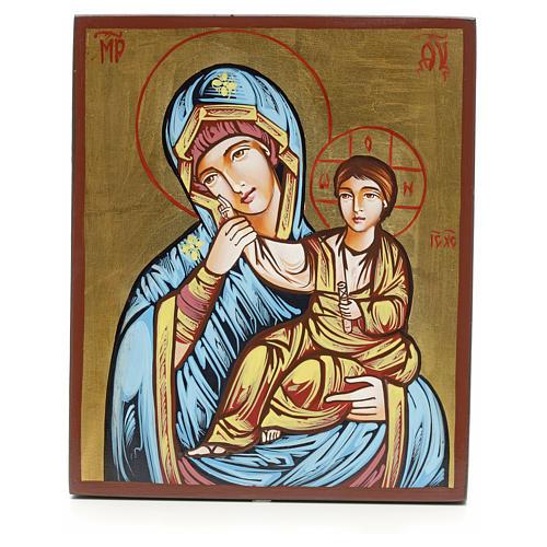 Icona Madre di Dio gioia e sollievo 1